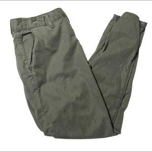 Pistola Stitch Fix Moriah Straight Leg Pants Green